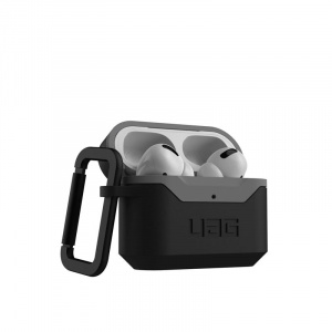 UAG Hard case, black/grey - AirPods Pro