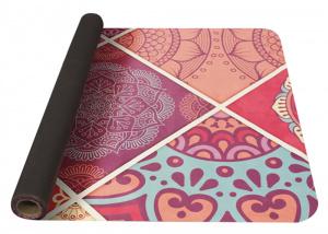 Yoga mat A přírodní guma
