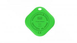 Key finder FIXED Smile s motion senzorem, zelený