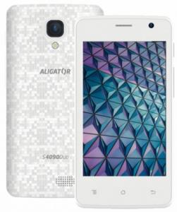 Aligátor S4090 DUO White (dualSIM) 8GB/1GB