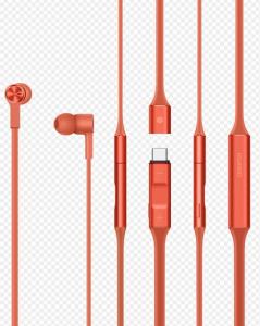 Huawei Original FreeLace Stereo BT Headset CM-70C Orange (EU Blister)