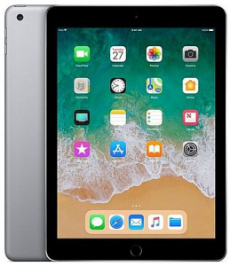 "Tablet Apple iPad Wi-Fi 9,7"" 128GB Space Grey (2018)"