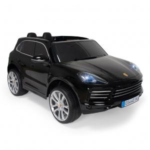 Injusa elektrické autíčko Porsche Cayenne Sport Black 12V