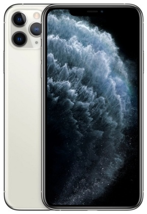 Apple iPhone 11 Pro Max 256 GB Silver CZ