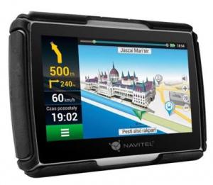 """navigace GPS pro motocykly Navitel G550 MOTO, 4,3"""" offline mapy, LIFETIME (ČR,SK,KZ,RU, EU země)"""