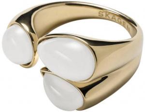 Módní zlatý prsten SKJ0747710