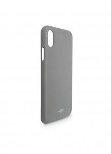Zadní pogumovaný kryt FIXED Story pro Huawei P30, šedý