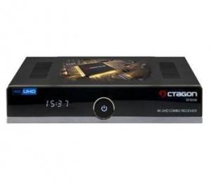 OCTAGON SF8008 Single UHD 4K Enigma DVB-S2X