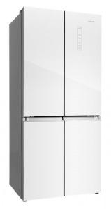 LA8783wh  Česká Amerika, Volně stojící kombinovaná chladnička s mrazničkou WHITE