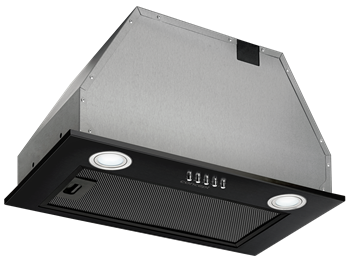 OPI3060bc Odsavač par integrovaný 60cm