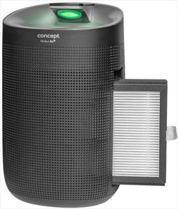 OV1210 Odvlhčovač a čistička vzduchu Perfect Air černý