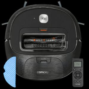 VR1000 Robotický vysavač s mopem RoboCross Space Aqua