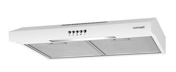 OPP1260wh Odsavač par podstavný 60 cm