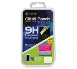 Tvrzené sklo X-ONE 9H pro Huawei Mate 20 Pro 3D ohyb 0,3mm plné lepení, černá