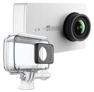 Kamera YI 4K Action Camera White - KIT - set, akční sportovní kamera + voděodolný kryt