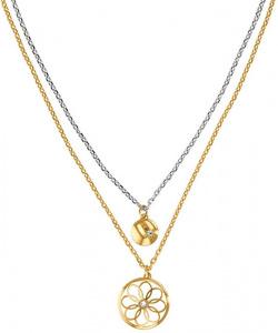 Bicolor ocelový náhrdelník TH2780068