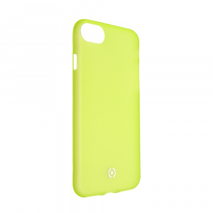 Ultra tenké TPU pouzdro CELLY Frost pro Apple iPhone 7/8, 0,29 mm, zelené