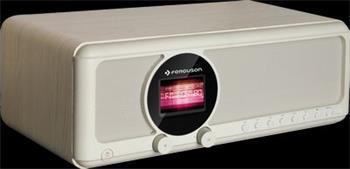 FERGUSON i300B – internetové rádio, DAB+ i FM, Bluetooth, světlé