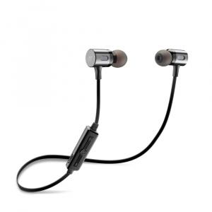 Bezdrátová In-ear stereo sluchátka Cellularline MOSQUITO, černá