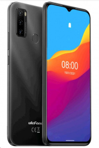 UleFone Note 10 2+32GB DS gsm tel. Android 11 Black