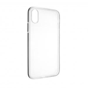 TPU gelové pouzdro FIXED pro Apple iPhone XS, čiré
