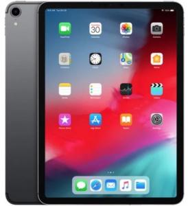 "Tablet Apple iPad Pro 11"" Wi-Fi 64GB Space Gray (2018)"