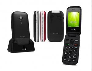 Doro 2404 DualSIM gsm tel. Black