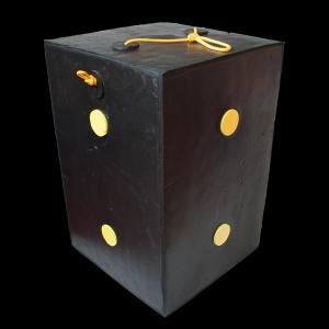 YATE BLOCK Polimix 40x40x60 cm se závěsem var1