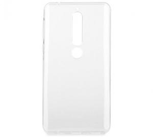 Kryt ochranný Roar pro Nokia 6.1, (2018) transparent