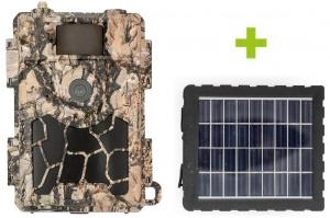 Fotopast OXE Spider 4G a solární panel + stativ ZDARMA!