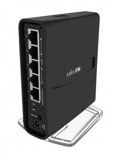 MikroTik hAP ac2 RBD52G-5HacD2HnD-TC wireless AP pro domácnost a kancelář