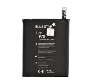 Baterie Blue Star pro Lenovo P70, VIBE P1m, A5000 DUAL,  4000 mAh Li-Pol Premium