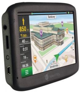 """navigace GPS do auta Navitel F300, 5"""" offline mapy, LIFETIME (ČR,SK, EU země)"""