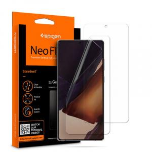 Spigen Neo Flex, 2 pack - Galaxy Note20