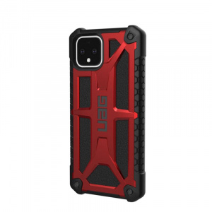 UAG Monarch, crimson red - Google Pixel 4
