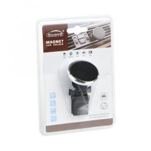Držák do auta OHOYO Magnet 2305-BH - do mřížky ventilátoru stříbrná