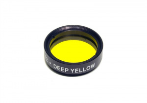 Levenhuk color filter Yellow NO12, 1.25""