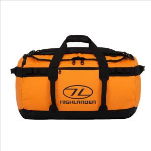 HIGHLANDER Storm Kitbag 65 l Taška oranžová