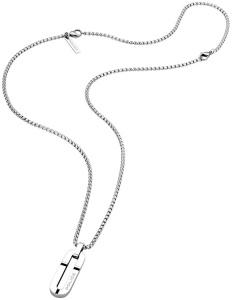 Pánský náhrdelník Neckloop PJ26186PSS/01
