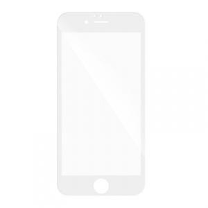 Tvrzené sklo 3D FULL GLUE Huawei MATE 10 bílá