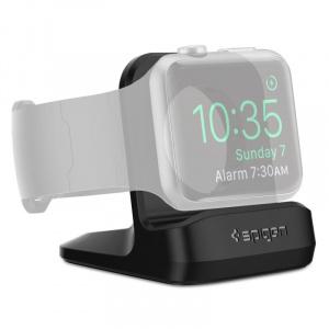 Spigen S350 Night Stand, black - Apple Watch
