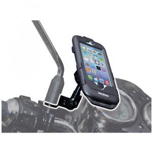 Držák Interphone na zpětné zrcátko vhodný pro vybraná pouzdra řady SM