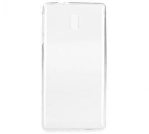 Kryt ochranný Forcell Ultra Slim 0,5mm pro Nokia 3.1 transparent