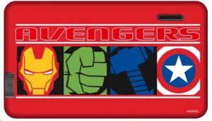 """eSTAR HERO Tablet Avengers (7.0"""" WiFI 16GB)"""