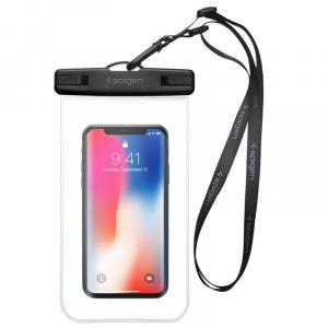 Spigen Velo A600 Waterproof Phone Case, clear