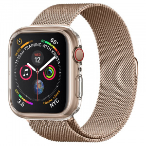 Spigen Liquid Crystal, clear - Apple Watch 4 44mm
