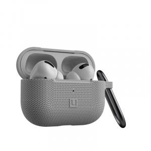 UAG U Silicone case, grey - AirPods Pro