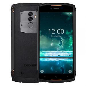 Doogee S55 DualSIM gsm tel. 4+64 GB Black