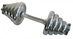 Činka nakládací - CHROM 15kg