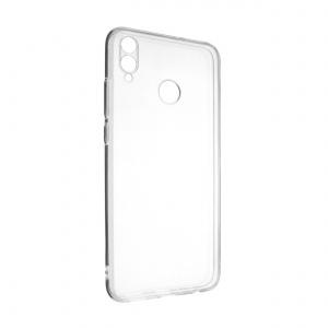 Ultratenké TPU gelové pouzdro FIXED Skin pro Honor 8X, 0,6 mm, čiré